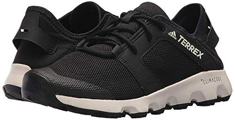 아디다스 (adidas) 수륙 양용 하이킹 슈즈 24.5cm 텔렉스 보이저 쓰리 쿠 TERREX CC VOYAGER SLEEK 국내 정규품 CM7542 코어 블랙