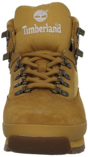 Timberland Men's Euro Boot,Wheat/White,13 M US