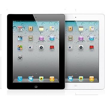 Apple iPad 2 MC981LL/A Tablet (64GB, Wifi, White) 2nd Generation