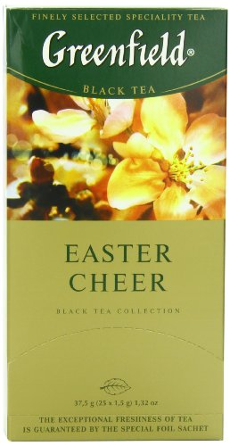 Greenfield Tea, Easter Cheer, 25 Count ()
