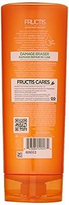 Garnier Fructis Damage Eraser Conditioner, Distressed, Damaged Hair, 12 fl. oz.