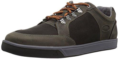 KEEN Men's Glenhaven Explorer Lea-m Fashion Sneaker Lea Adult Black Shoes