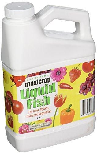 Maxicrop MCFISHQT Fish Quart