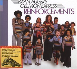 Reinforcements by Brian Auger's Oblivion Express (2002-10-15)