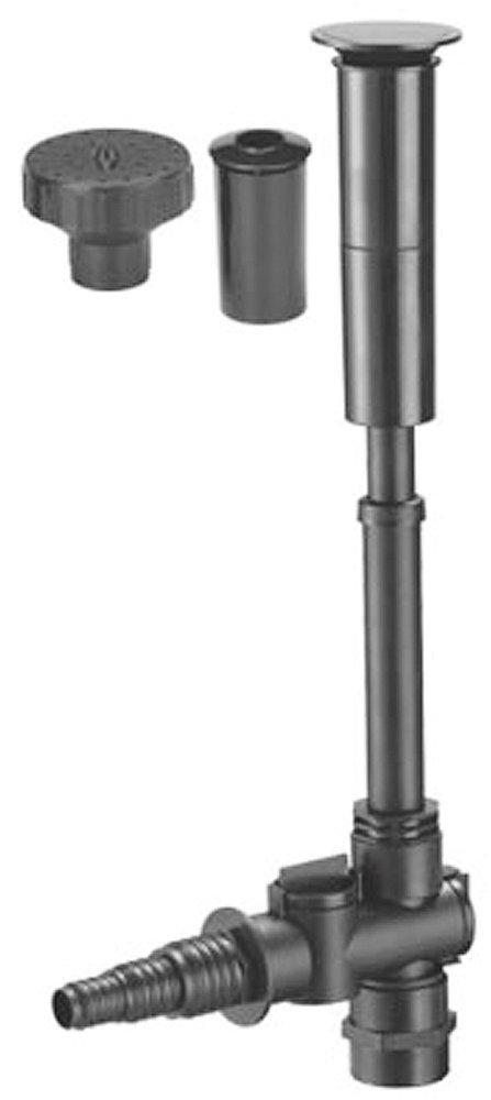 Complete Aquatics Fountain Set Tier, Bell, Bubbler, Divert Valve & Telescoping Tube, 5 Piece by Complete Aquatics
