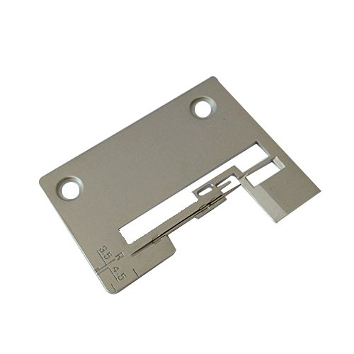 HONEYSEW Needle Throat Plate For Singer 14U,14U555 Serger Machine 550445-452 ()
