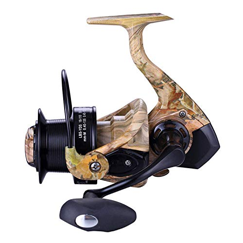 5000-10000 Series Fishing Reel Spinning 12+1Bb Ratio 4.9:1 Distant Wheel Fishing Tackle Fishing Tackle,13,7000 Series