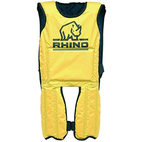 Rhino Rugby Extremely Light Weight Junior Tackle Suit | Flexible Closed-Cell Foam - Jersey Home Rugby Usa