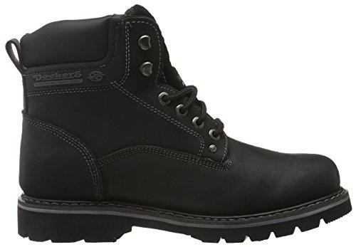 Dockers by Gerli 23DA004 - Botas de caña baja para hombre Negro (schwarz 100)