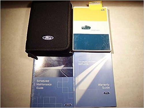 2005 ford freestyle repair manual pdf
