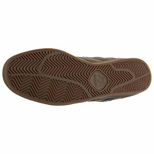 Zapatillas Adidas Hombre Silas Vulc Adv Skate Tan
