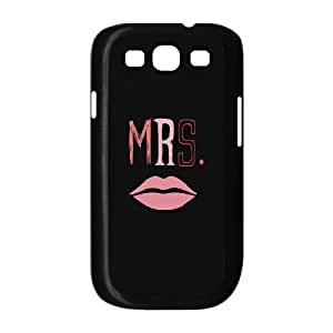 AKERCY Mr.Blue and Mrs.Pink Life is Better Matching Couple Phone Case For Samsung Galaxy S3 I9300 [Pattern-2]