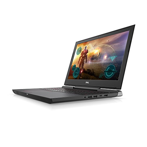 "Dell G5587-5859BLK-PUS G5 15 5587 - 15.6"" LED Display - 8th Gen Intel i5 Processor - 8GB Memory - 128GB SSD+1TB HDD - NVIDIA GeForce GTX 1060, Licorice"