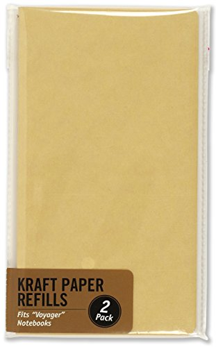 Kraft Paper Refill (Inserts for Voyager Notebooks)