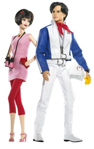 Mattel Speed Racer Collector Gift