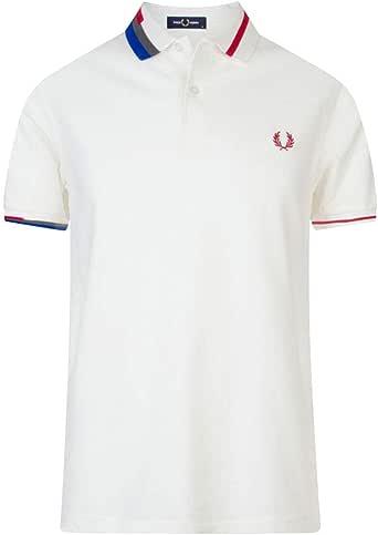 Fred Perry Abstract Collar Pique Shirt, Polo - XS: Amazon.es: Ropa y accesorios