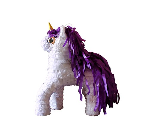 Little Pony White Pinata]()
