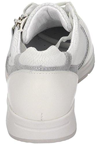 Comfortabel 39 Stringate Donna EU Bianco Scarpe q8wHa