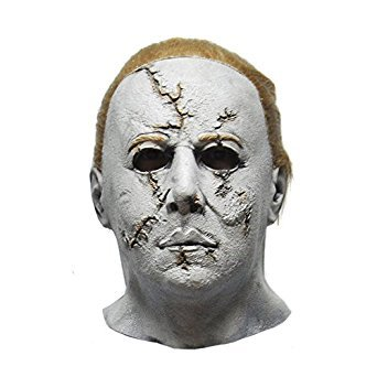 Horror Movie Halloween Michael Myers Mask Adult Party Masquerade Cosplay (Horror Movies Costumes)