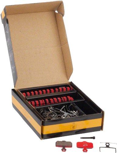 Jagwire Mountain Sport Disc Pads Avid Elixir R CR1 3 5 7 9 X0 XX Box/25 Pair by Jagwire