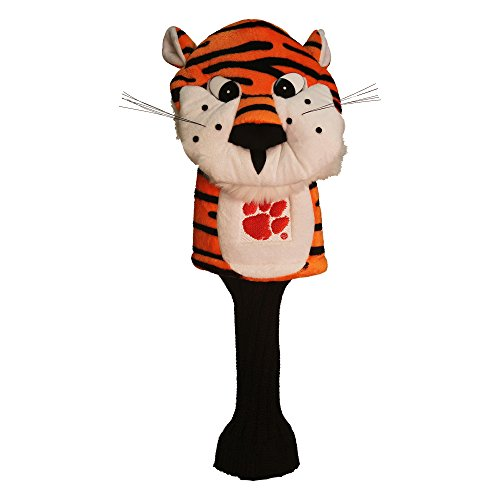 NCAA Clemson University Team Mascot Head Cover