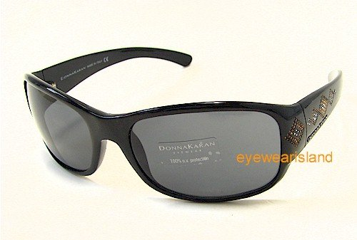 65a2f79ac5d1 DONNA KARAN DKNY 1059-B 1059B Black 3290/87 Sunglasses: Amazon.co.uk:  Clothing