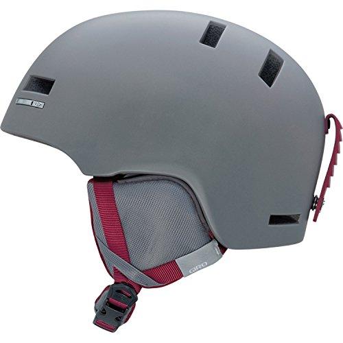 Shiv Snow (Giro Shiv Ski & Snowboard Helmet - Matt Grey S)