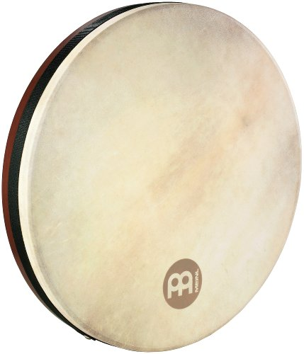 Meinl Percussion FD16T 16-Inch Tar With Goat Skin Head, African - Drum Middle Frame Eastern