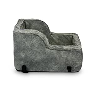 Snoozer High-Back Console Pet Car Seat, Large High Back, Chaparral