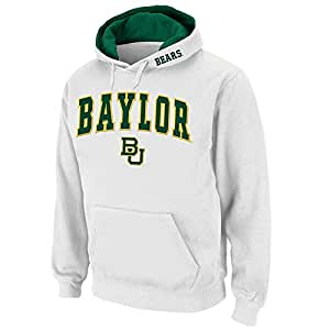Mens NCAA Baylor Bears Pull-over Hoodie (Team Color) - 3XL