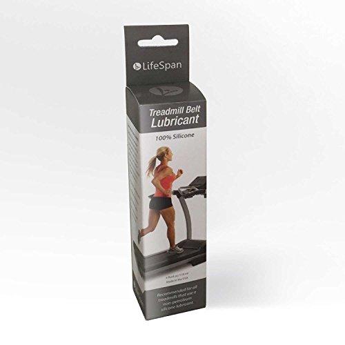 Life Fitness Treadmill Belt Size: LifeSpan 100% Silicone Treadmill Belt Lubricant
