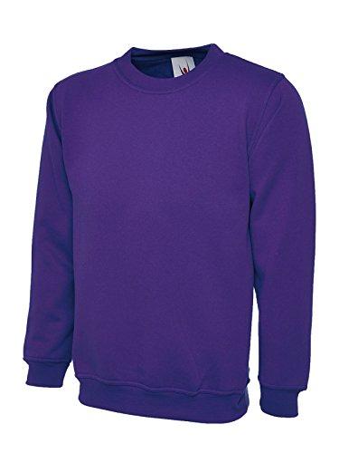 Et Sweat Loisirs Le Classique Pour nbsp;nbsp;idéal Rond Violet Sport Shirt Travail Col 1zOvwqZ1r