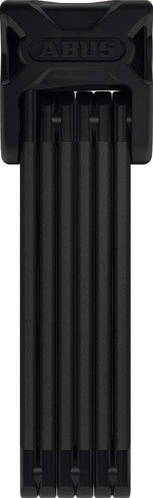 ABUS 6000/90_Black Candado, Unisex Adulto, Negro, 90 cm