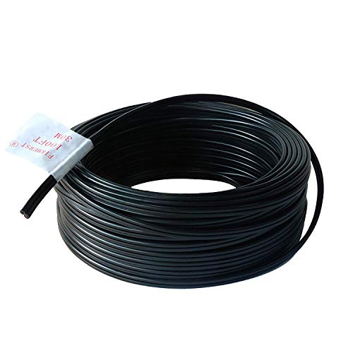 FIRMERST 16/2 Low Voltage Landscape Lighting Cable 100 Feet UL Listed (Wire Low Voltage Landscape Lighting)