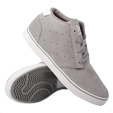 separation shoes 7dfe0 625e9 Adidas Foray Light Grey White 45