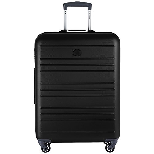 Delsey Carlit luggage Trolley 4R 76 black