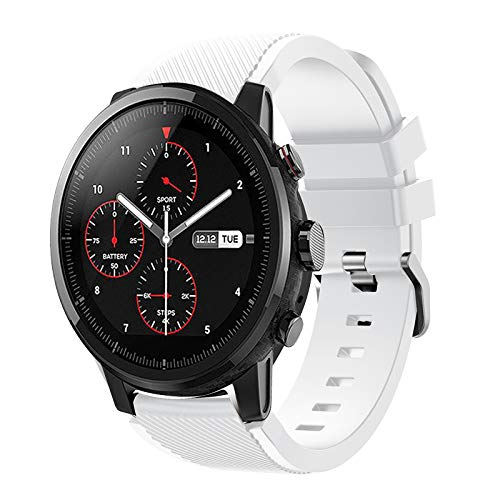 Amazon.com: Huami Amazfit Pace Stratos 2/2S Watch Band ...