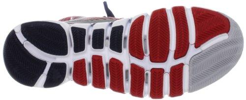 Adidas Schuhe Basketball Trainings adipure crazyquick metsil/colna, Größe Adidas:15