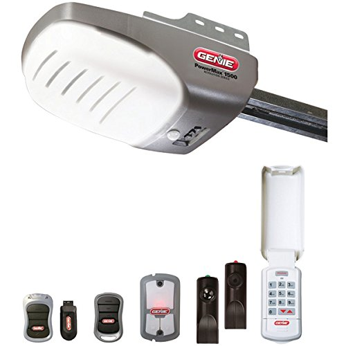 Genie 37282V Garage Door Opener with 1-Hpc Dc Screw (Genie Garage Door Opener Smart)