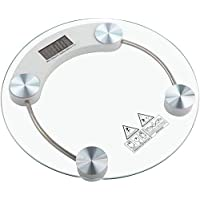MS Smart Digital Weighing Scale Highly Accurate Bathroom Body Scale,180KG Capacity