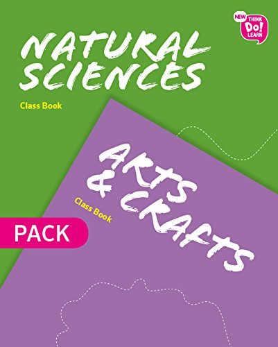 New Think Do Learn Natural Sciences & Arts & Crafts 3. Class Book Pack
