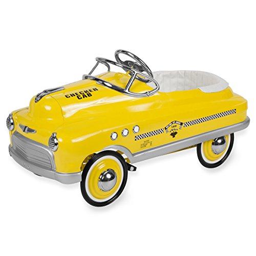 Taxi Kids Pedal Car - 4