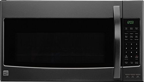Kenmore 83357 2.1 cu. ft. Over-the-Range Microwave, Black St