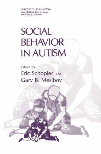 Social Behavior in Autism (Current Issues in Autism)