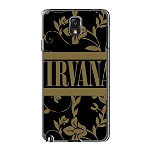 Best Hard Phone Case For Samsung Galaxy Note3 With Customized Fashion Nirvana Pictures SherriFakhry