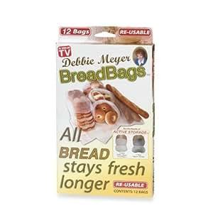 12CT D Meyer Bread Bags, Garden, Lawn, Maintenance