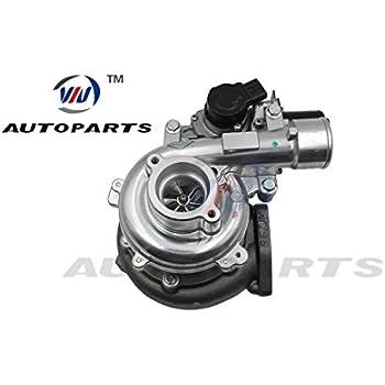 Billet Turbocharger 17201-30100\17201-0L040\17201-OL040 for TOYOTA Hilux, Landcruiser 3.0L Diesel 1KD-FTV ENGINE