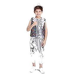 Boys Glitter Dance wear