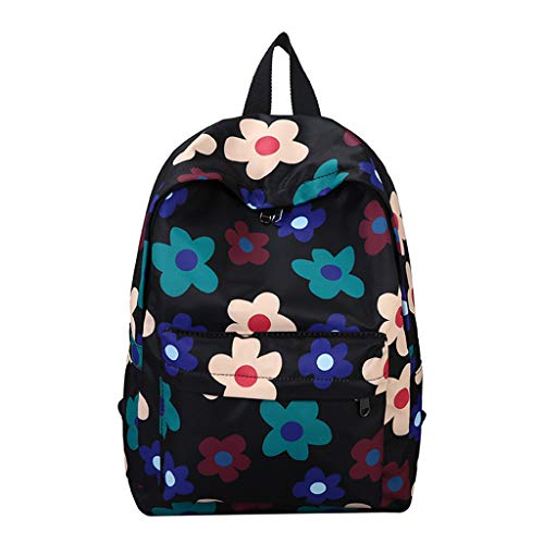 Hot sales NRUTUP Women's Fashion Printed Backpack Casual Outdoor Backpack Leisure Travel Bag (Keen Tote Bag)
