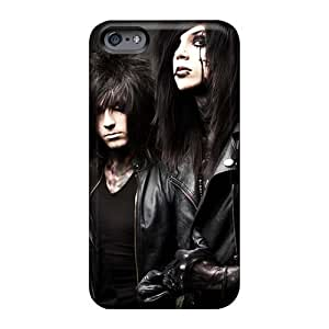 High Quality Hard Phone Case For Iphone 6plus (rEW2799ccej) Provide Private Custom Attractive Black Veil Brides Band BVB Series